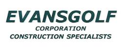 evansgolf golf course construction