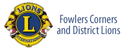 fowlers corners and district lions