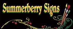 summerberry signs